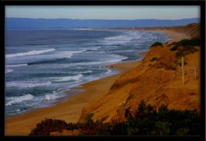 Fort Ord State Beach.