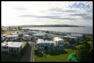 Surfside RV Resort is located in Parksville, British Columbia on Vancouver Island.