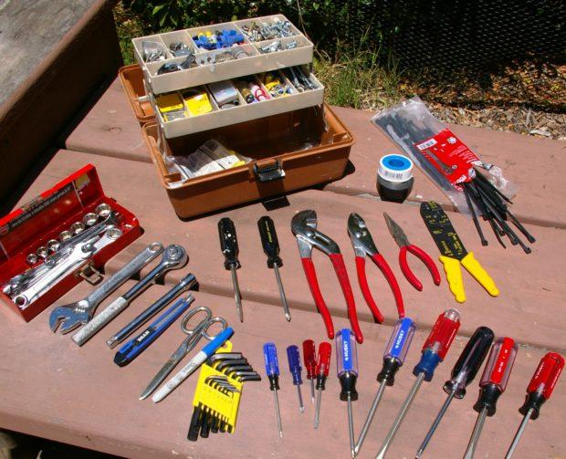 The Essential RV Fulltimer Tool Kit