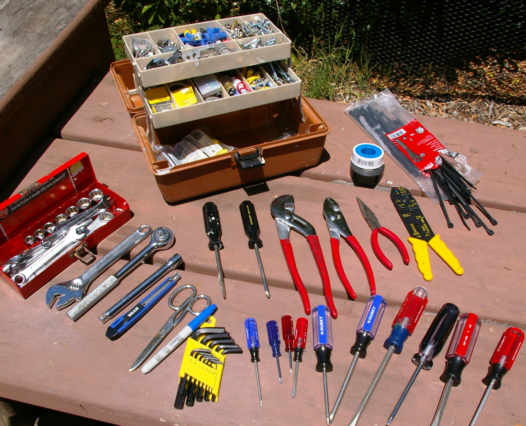 The Essential RV Fulltimer Tool Kit - Insight RV Blog from RVT.com