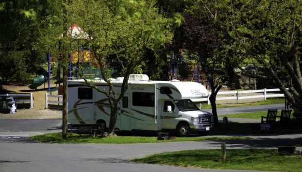 KOA Playground and RV