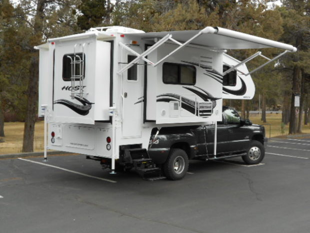 Truck Campers Just Got Supersized: Introducing the Mammoth ...