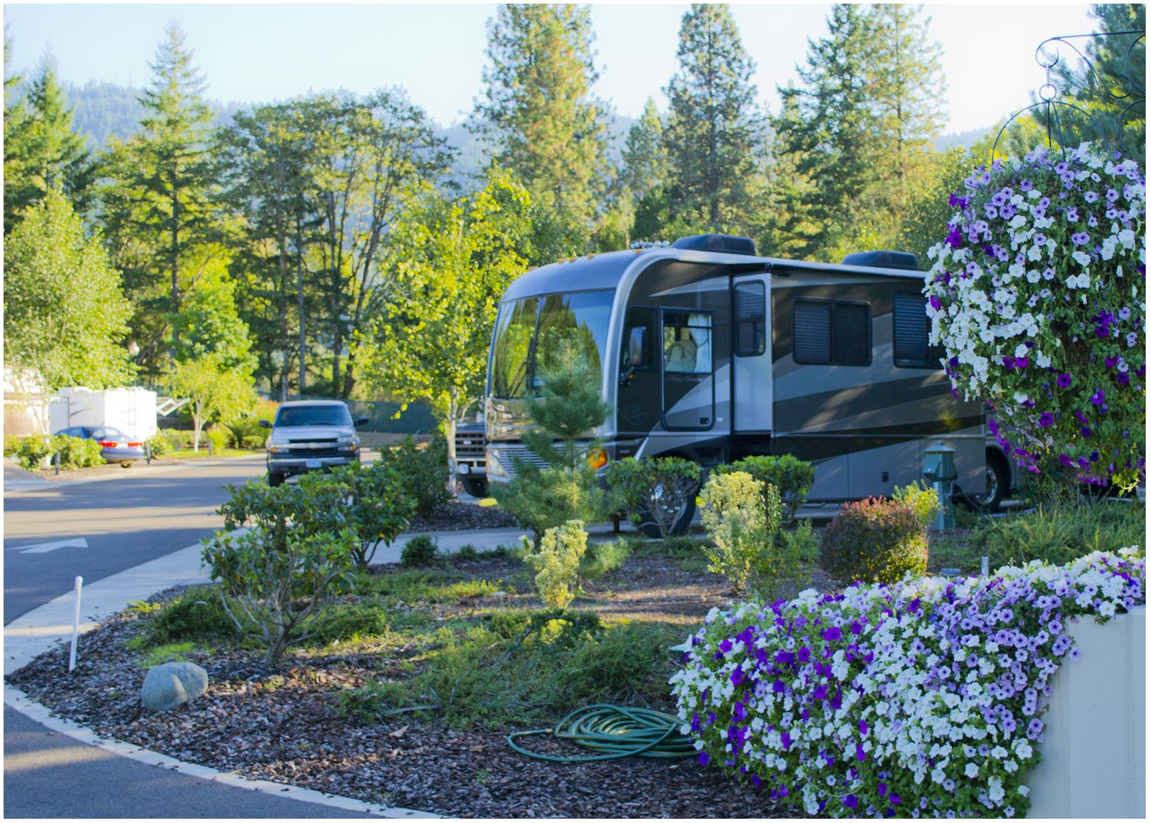 Campground Spotlight Seven Feathers Rv Resort In Southern