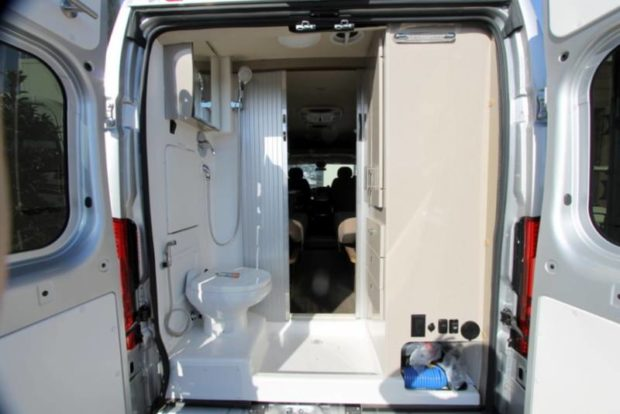 Top 5 most viewed class b rvs insight rv blog from - Class a motorhomes with rear bathroom ...