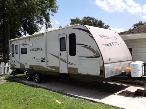 Top 5 Most Highly Consumer-Reviewed Travel Trailers