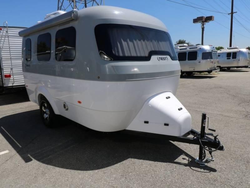 Airstream NEST trailer