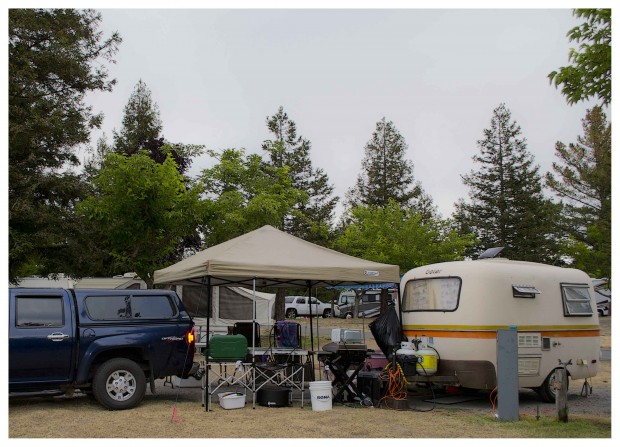 Boler Trailers were made between 1968 and 1988. See previous post for Boler history http://www.rvt.com/blog/rv-lifestyle/the-little-trailer-with-the-big-historyhttp://www.rvt.com/blog/rv-lifestyle/the-little-trailer-with-the-big-history/.