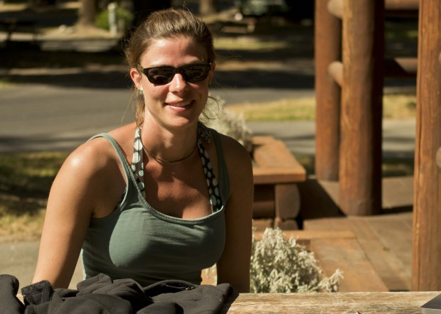 Candice Brugnera is a camping tour leader with Windigo USA.