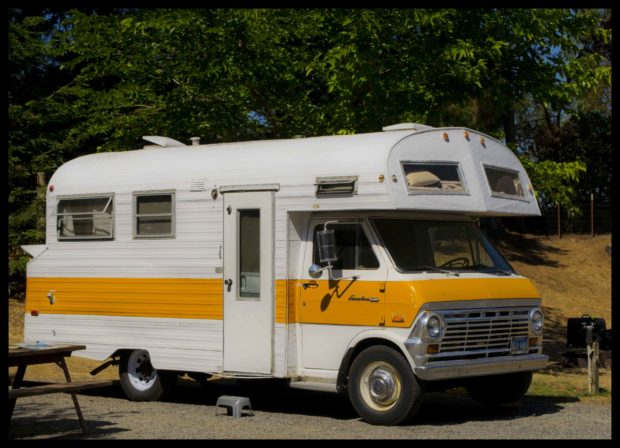 Interesting RV 1969 Econoline