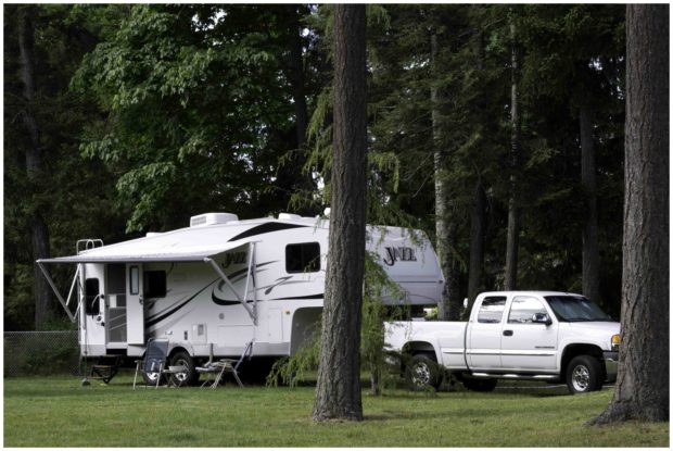 We love our fifth-wheel trailer and want to travel in warm climates during the winter. Will joining a club help?