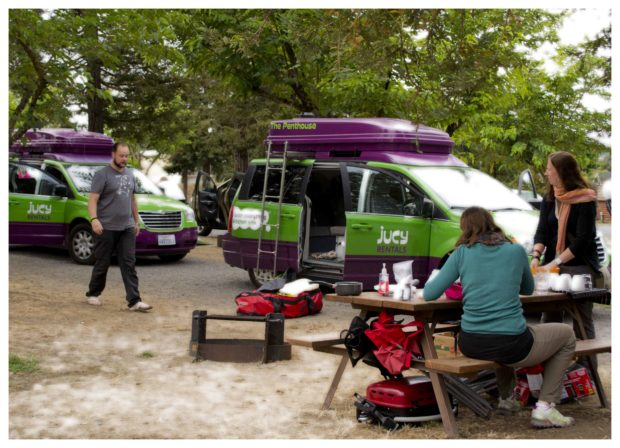 Little RV Jucy Rentals