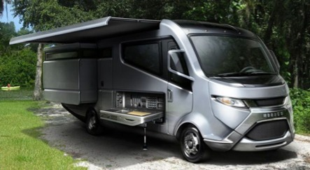 "The ROBRADY ""Sustainability at Rest"" RV Concept"