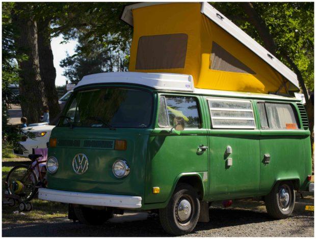 RVs small old VWvan