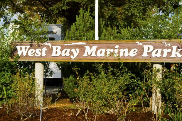 Westbay Marine and RV Park, Esquimalt, B.C.