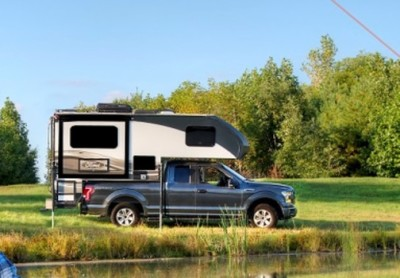 Lightweight Ford Truck Campers Are A Perfect Match For