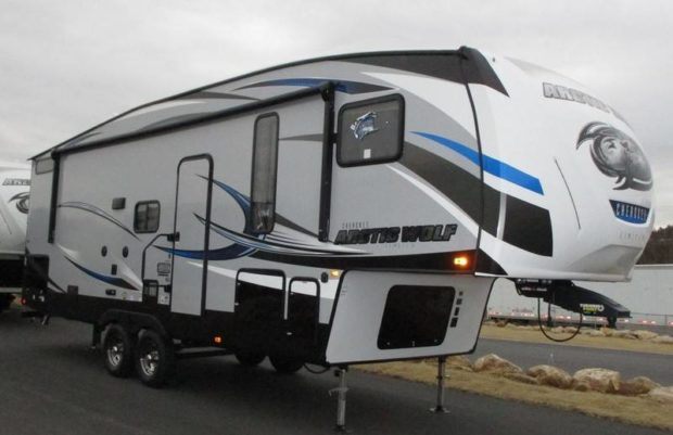 5th Wheel Trailer Mods, Top 5 Most Viewed New 5th Wheels Spring 2018, 5th Wheel Trailer Mods