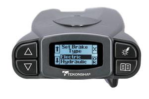 A proportional brake controller