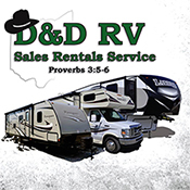 More Listings from D&D RV and Auto Sales