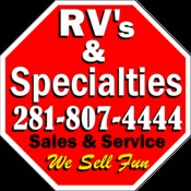 More Listings from RV's & Specialties