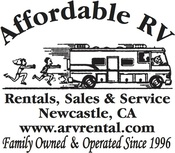 Affordable RV Sales and Rentals