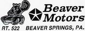 Beaver Motors, Inc