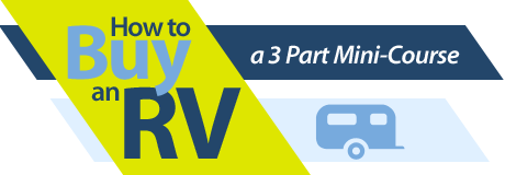 How To Buy An RV - a 3 Part Mini-Course