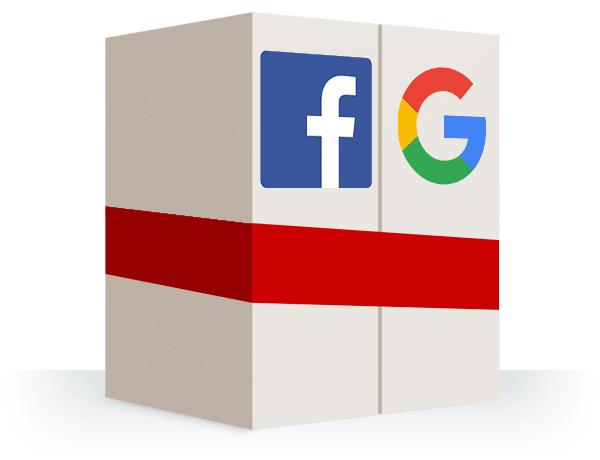 Facebook & Google Bundled Together!
