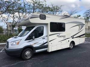 2017 Coachmen Freelander 20CB