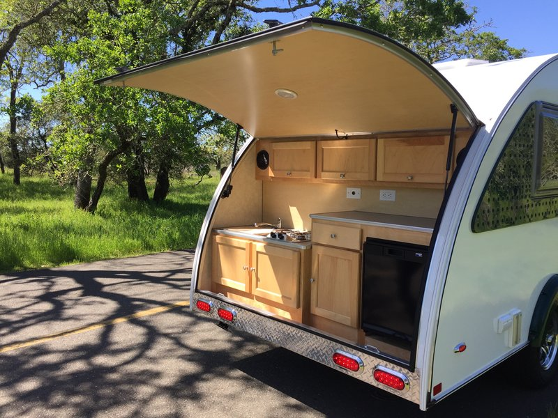 2018 nuCamp by Pleasant Valley TAB 320 CS-S for sale - Santa rosa, CA