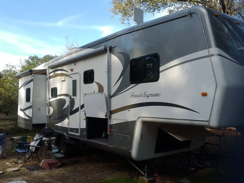 Rv For Sale Canada >> 2007 Travel Supreme Supreme 34RLTSO, 5th Wheels RV For ...