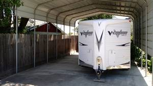 2011 Forest River V-Cross 26VBH