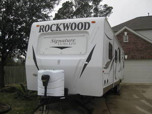 2012 Forest River Salem Hemisphere 2012 Rockwood 8311SS