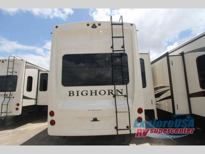 2019 Heartland Bighorn 3871FBO