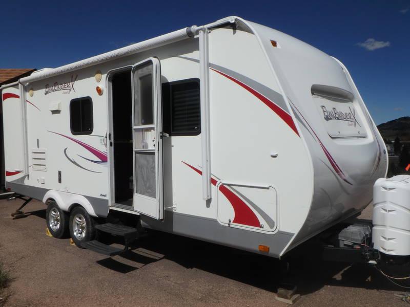 2012 Cruiser RV Fun Finder FunFinder