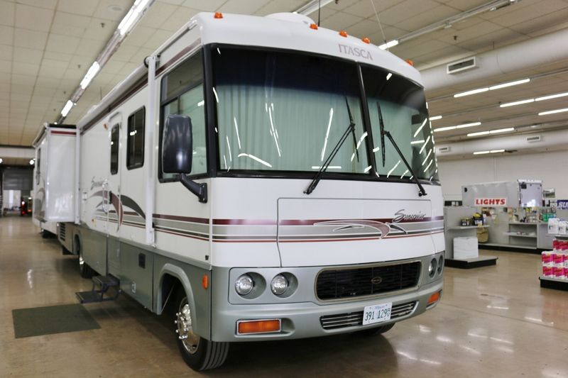 Used Travel Trailers For Sale By Owner >> 2001 Itasca Suncruiser 35U, Class A - Gas RV For Sale in ...