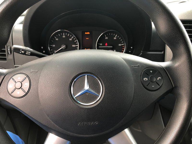2016 Mercedes Sprinter 2500