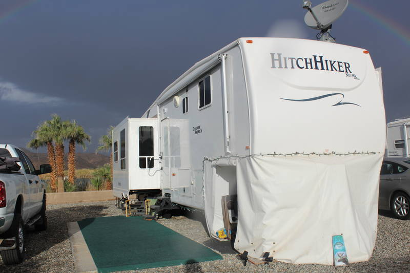 2008 NuWa Hitchhiker Discover America 333RL