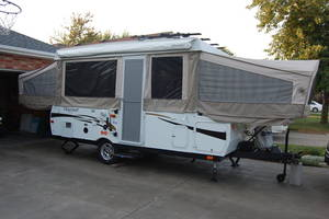 2011 Forest River Flagstaff Classic 625D