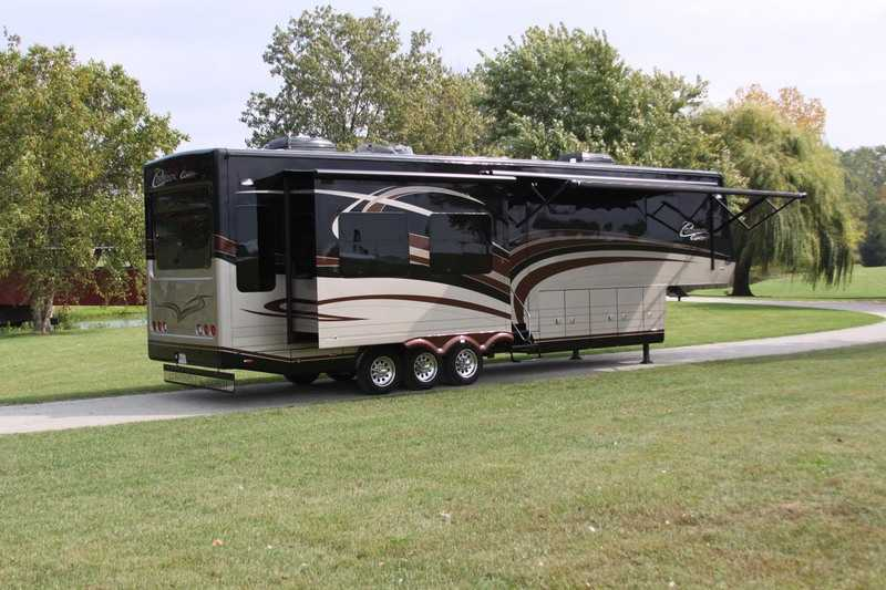 2014 ForksRV Continental Coach Coach for sale ...