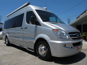 2014 Airstream Interstate EXTENDED