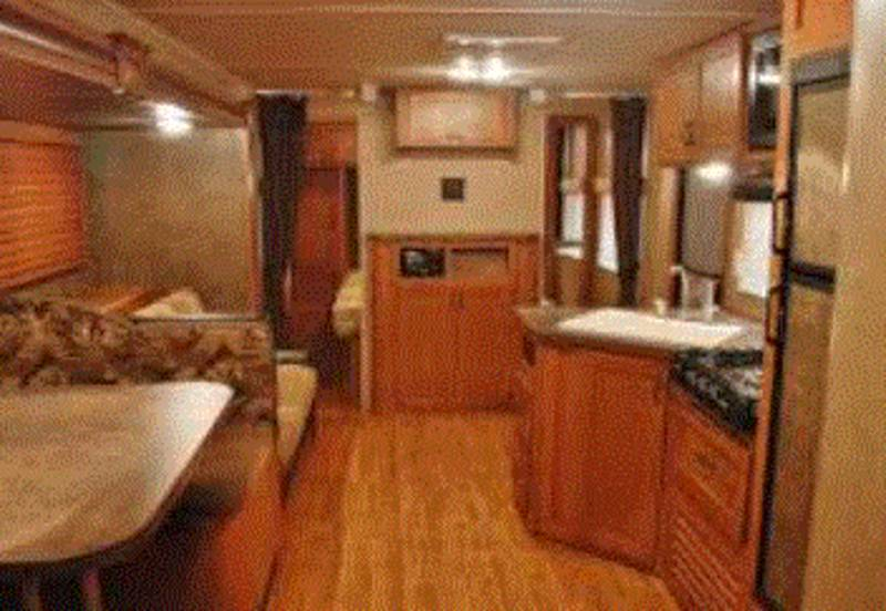 2014 Forest River Cherokee Grey Wolf 29BH