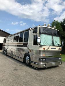 1985 Prevost Custom Coach XL