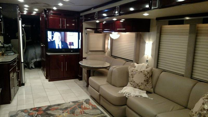 2008 Newmar King Aire 4561