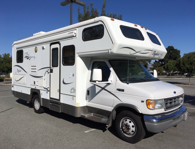2002 Bigfoot Rv 3000 30mh24db For Sale Mountain View Ca