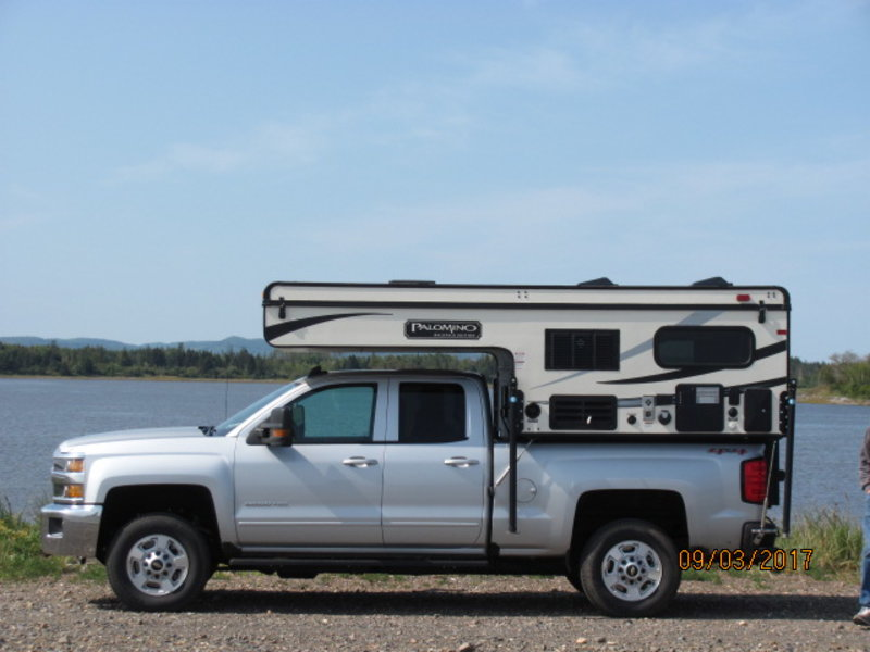 2016 Palomino Backpack Edition Ss 550 Truck Campers Rv