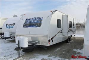 2012 Heartland North Trail 28BRS