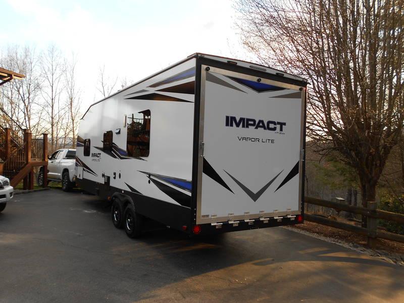 2018 Keystone Impact Vapor Lite V26