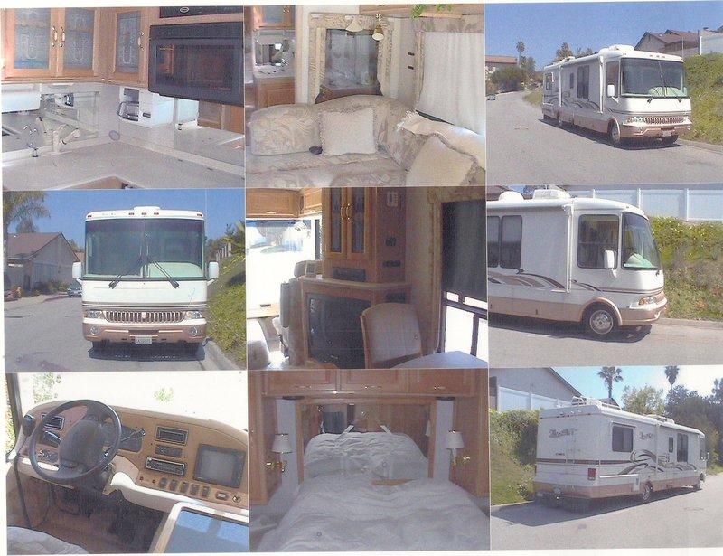2000 Rexhall Roseair 3250 for sale - La mesa, CA
