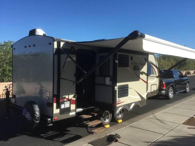 2015 Cruiser RV Fun Finder F233RBS