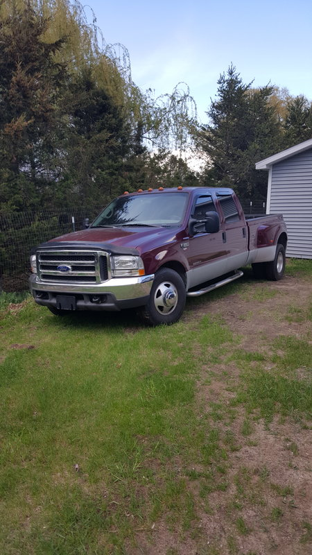 2011 Ford F 350 Xlt Superduty Dually Trucks Rv For Sale By Owner In
